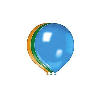 """25 10 """"/25cm μεταλλικά μπαλόνια-ανάμεικτα"""