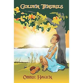 Gouden Tendrils door Hagen & Obbie