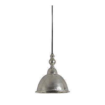 Light & Living Hanging Pendant Lamp D18x20.5cm Amelia Raw Nickel