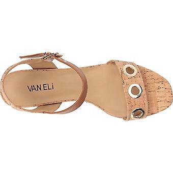 Vaneli Womens Chaddy Open Toe Casual Slingback Sandals