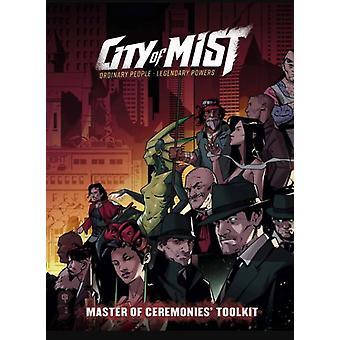 City of Mist Master of Ceremonies Toolkit RPG