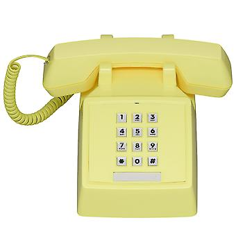 Wild & Wolf 2500 Retro Phone, Lemon Sorbet