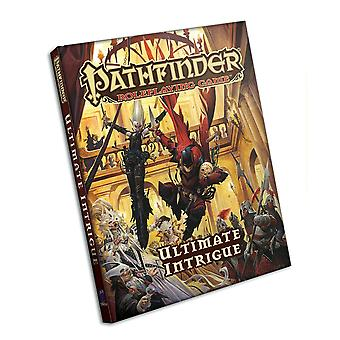 Pathfinder Roleplaying Game Ultimate Intrigue - Book