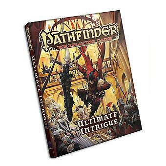 Juego de rol Pathfinder Ultimate Intrigue-libro
