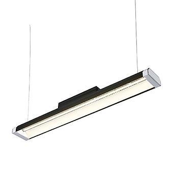 Saxby Lighting Stannis integrerad LED pendel bar matt svart 78581