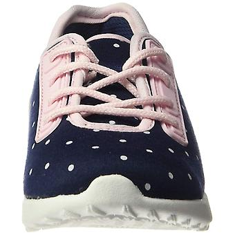 Carter ' s Kids Girl ' s Paow mesh Athletic sneaker med bungee Laces