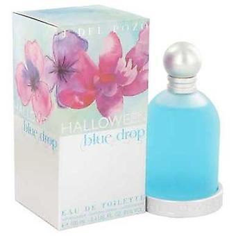 Halloween Blue Drop By Jesus Del Pozo Eau De Toilette Spray 3.4 Oz (women) V728-512063
