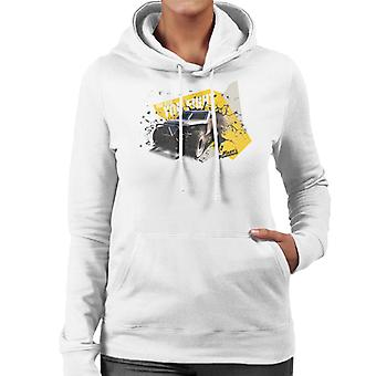 Fast and Furious You Ride You Fight Women's Hooded Sweatshirt