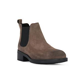Frau waxy mink shoes