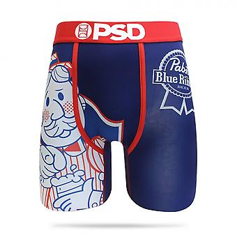 Pabst Blue Ribbon Beer Mascot Boxer Briefs
