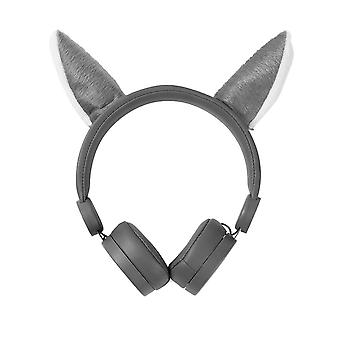 On-Ear Headphones with Removable Ears