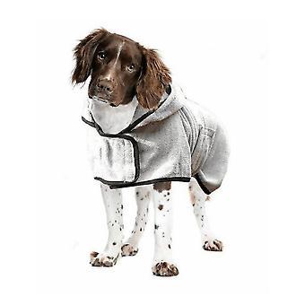 Happy Pet Groom Drying Dog Coat