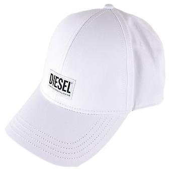 Diesel Corry Cappello Cap - Weiß