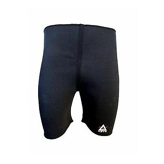 Morgan Neoprene Compression Shorts Black Small