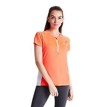 Dare 2b mujeres outdare luz media Zip ciclismo Jersey Top