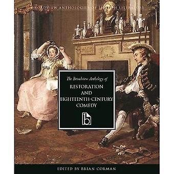 Broadview antologin av restaurering och sjuttonhundratalets komedi