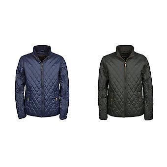 Tee Jays Mens Richmond Diamond Quilted Jacket