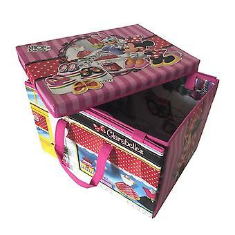 Disney Minnie laatikko matto peli