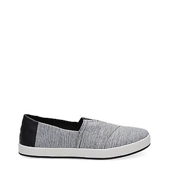 TOMS Original Men Spring/Summer Slip-on - Black Color 33015