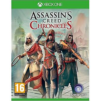 Assassins Creed Chronicles Xbox One Game