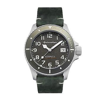 Spinnaker SP-5066-03 Gent's Spence Green Dial Wristwatch