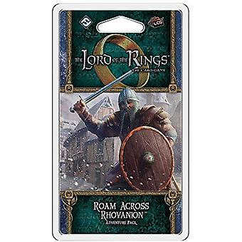 Lord of the Rings LCG Roam Over Rhovanion Adventure Pack Card Game