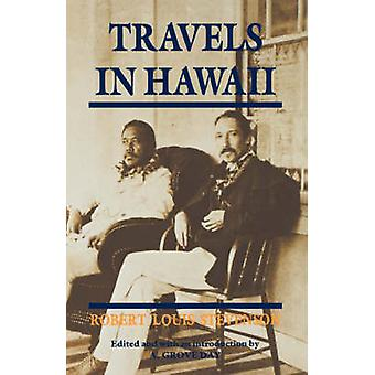 Stevenson Travels in Hawaii Paper von Stevenson & Robert Louis