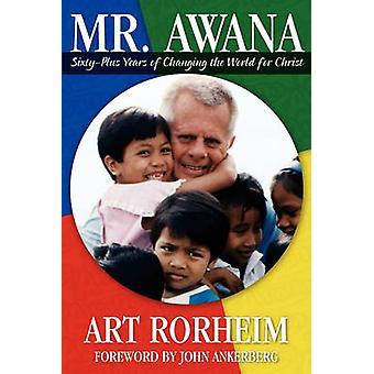 Mr. Awana by Rorheim & Art