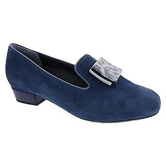 ROS HOMMERSON Woman Treasure 74001 Suede Pumps Shoes