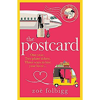 The Postcard by Zoe Folbigg - 9781788549875 Book
