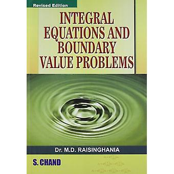 Integratal Equation & Boundary Value Problems by Bassi Sushil - 9