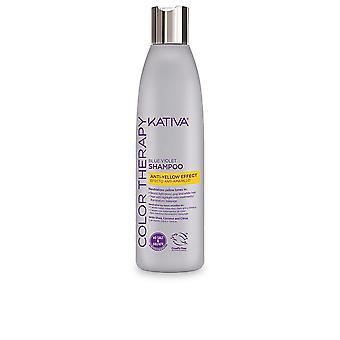 Kativa Blue Violet Anti-geel Effect Shampoo 250 ML voor vrouwen
