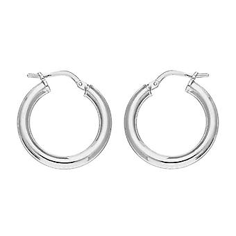Bijoux Pour Tous-Ring Earrings-Silver Sterling 925-mulher