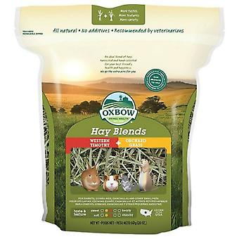 Oxbow Western Hay Blends Small Pet Food