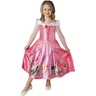 Girls Aurora Costume - Disney