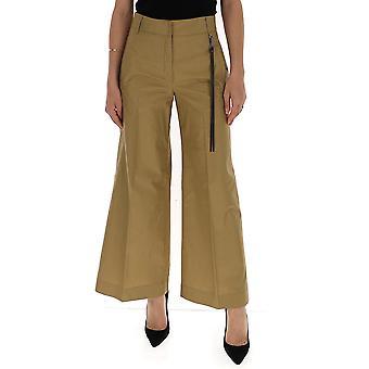 -apos;S Max Mara 91311002600145001 Pantalons en coton brun