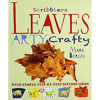 Arty Crafty Leaves by Mark Bergin - 9781912904150 Book