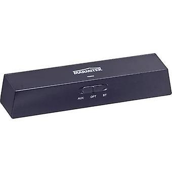 Marmitek BoomBoom 100 Bluetooth® audio receiver (set) Bluetooth: 4.1 15 m AptX system