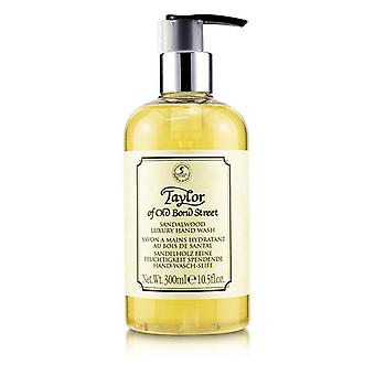 Taylor Of Old Bond Street Sandalwood Luxury Hand Wash 300ml/10.5oz