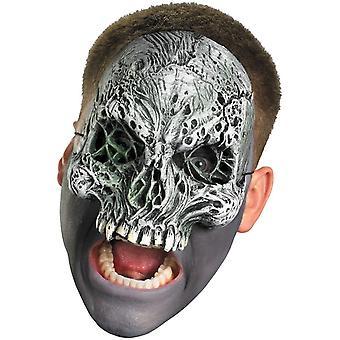 Chinless Dark Skull Mask For Halloween