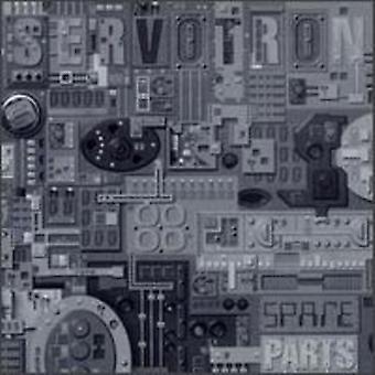 Servotron - Spare Parts [CD] USA import