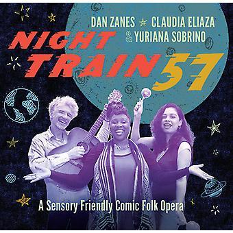 Zanes*Dan - Night Train 57 [CD] USA import