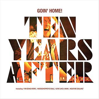 Ten Years After - Goin Home [CD] USA import