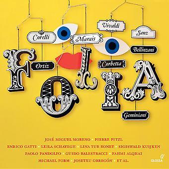 Folia [CD] USA import