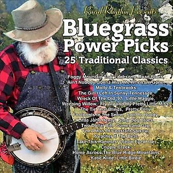 Bluegrass-Power Picks: 25 Traditional - Bluegrass-Power Picks: 25 Traditional [CD] USA import