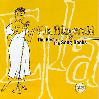 Ella Fitzgerald - Best of Song Book Sessions [CD] USA import