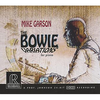 Mike Garson - Bowie Variations [CD] USA import