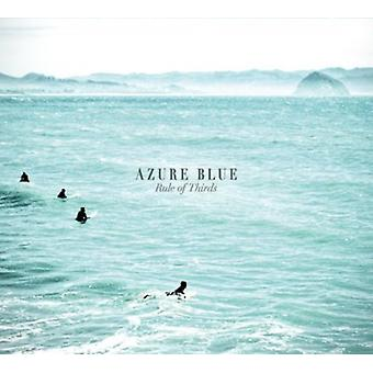 Azure Blue - Rule of Thirds [CD] USA import