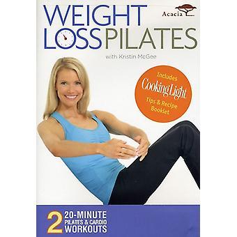 Gewicht verlies Pilates [DVD] USA importeren