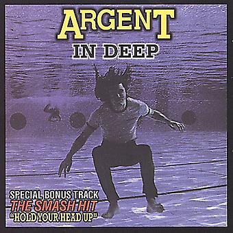 Argent - In Deep [CD] USA import